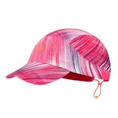 Кепка Buff Pack Run Cap Patterned Pixel Pink S m U Pink (125576.538.20.00) - оригінал в Україні