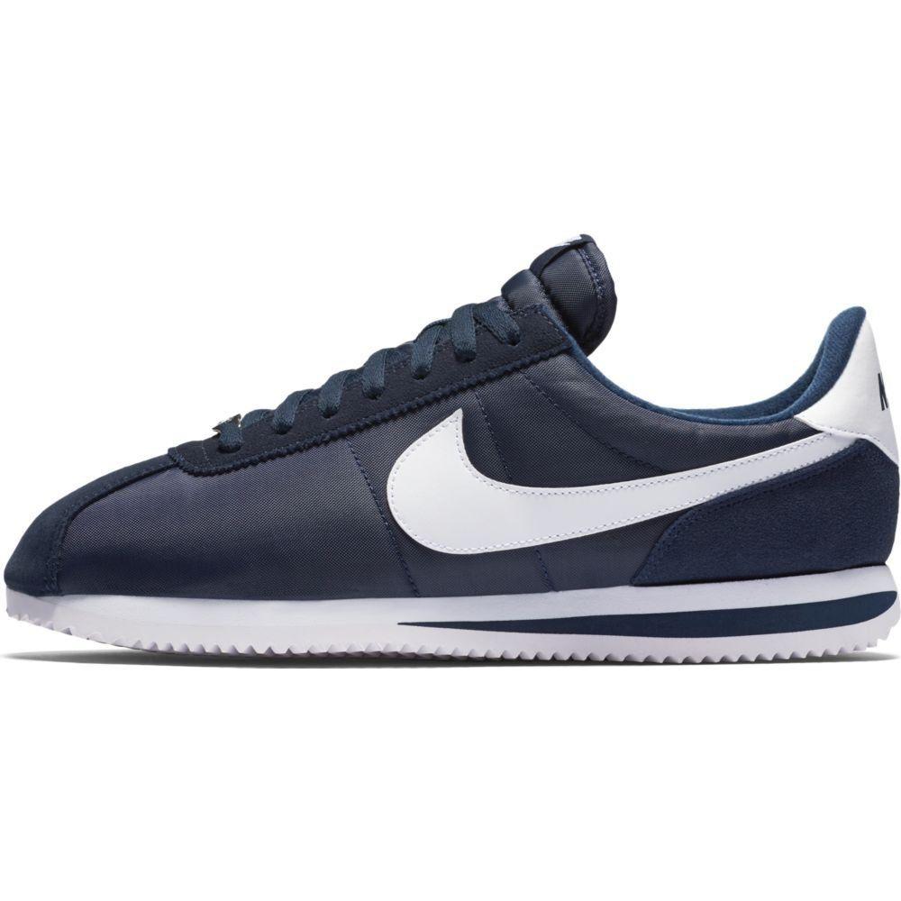 wiele kolorów dobra jakość aliexpress Кросівки Nike Cortez Basic Nylon Blue (819720-411)