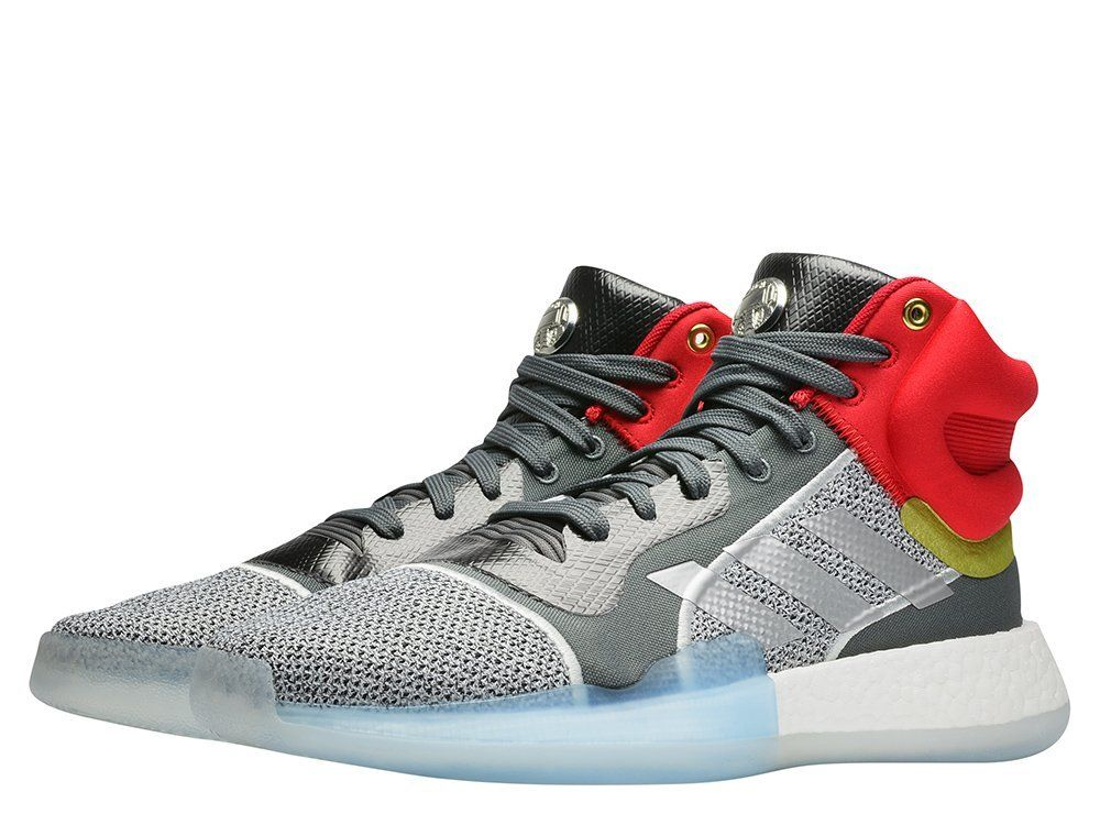 low price sale so cheap wholesale outlet Кроссовки adidas Marquee Boost Marvel's Thor Grey (EF2258)