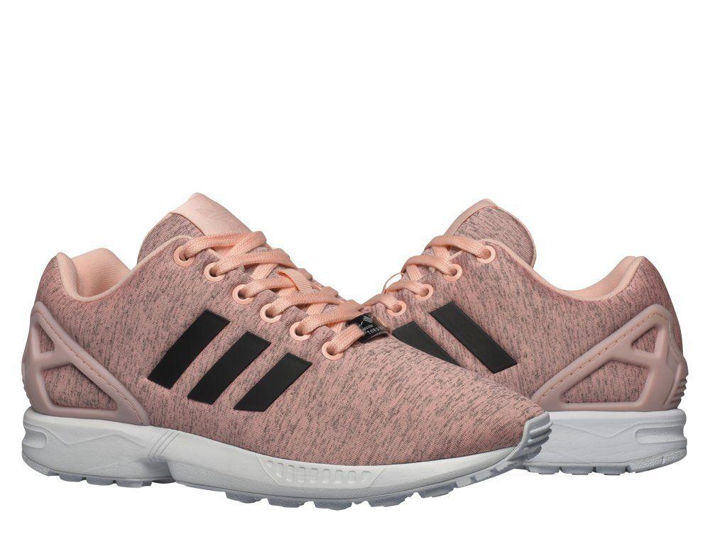 on feet images of speical offer great deals Кроссовки adidas ZX Flux Women Haze Coral (BB2260) - купить ...