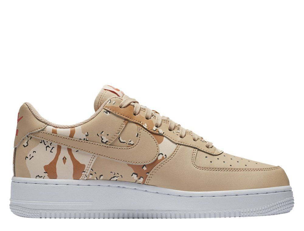 Nike Air Force 1 07 LV8 Country Camo Pack Beige   823511 202