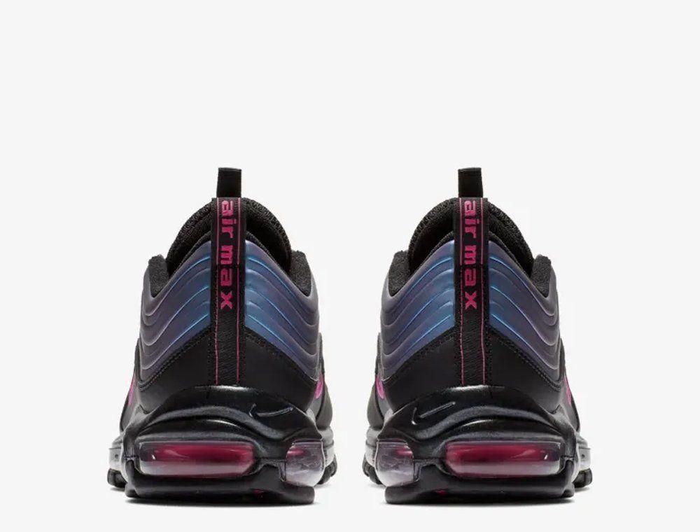 6b68e9f3 Кроссовки Nike Air Max 97 Lux Throwback Future Blue (AV1165-001 ...