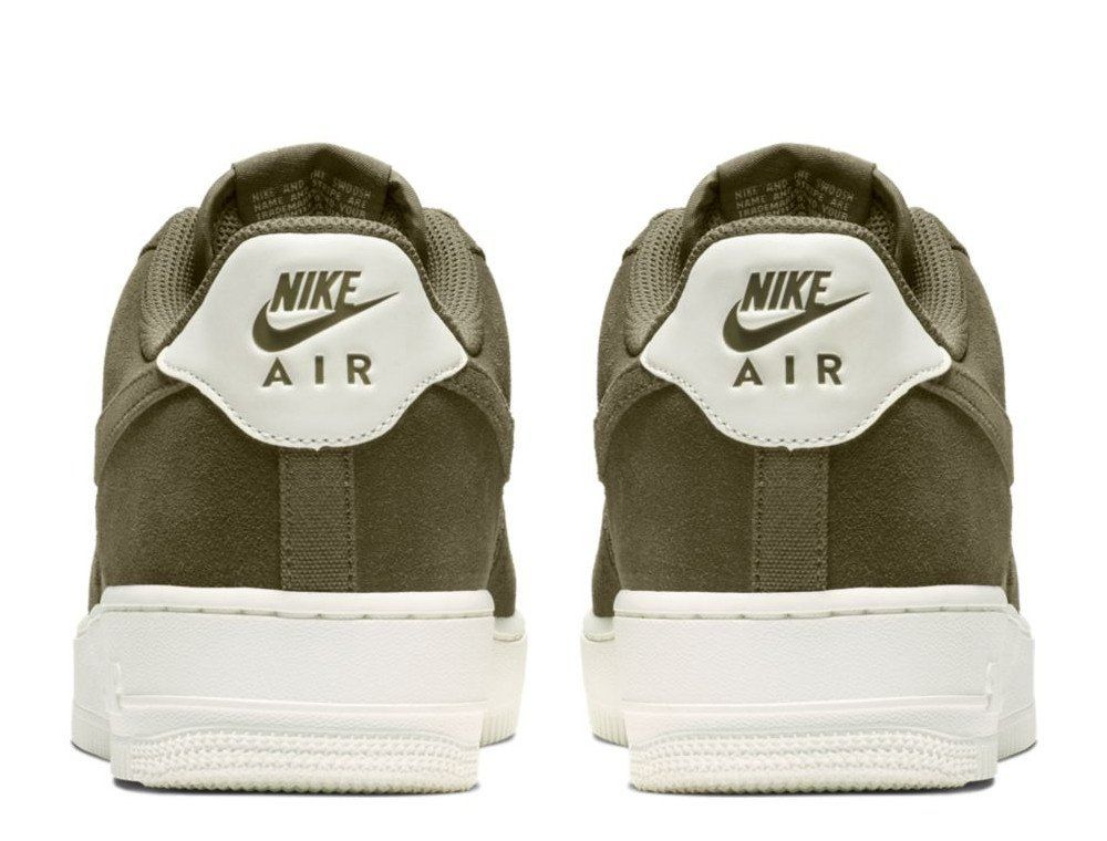 0ec62ab6 Кроссовки Nike Air Force 1 Low Suede Green (AO3835-200) - купить ...