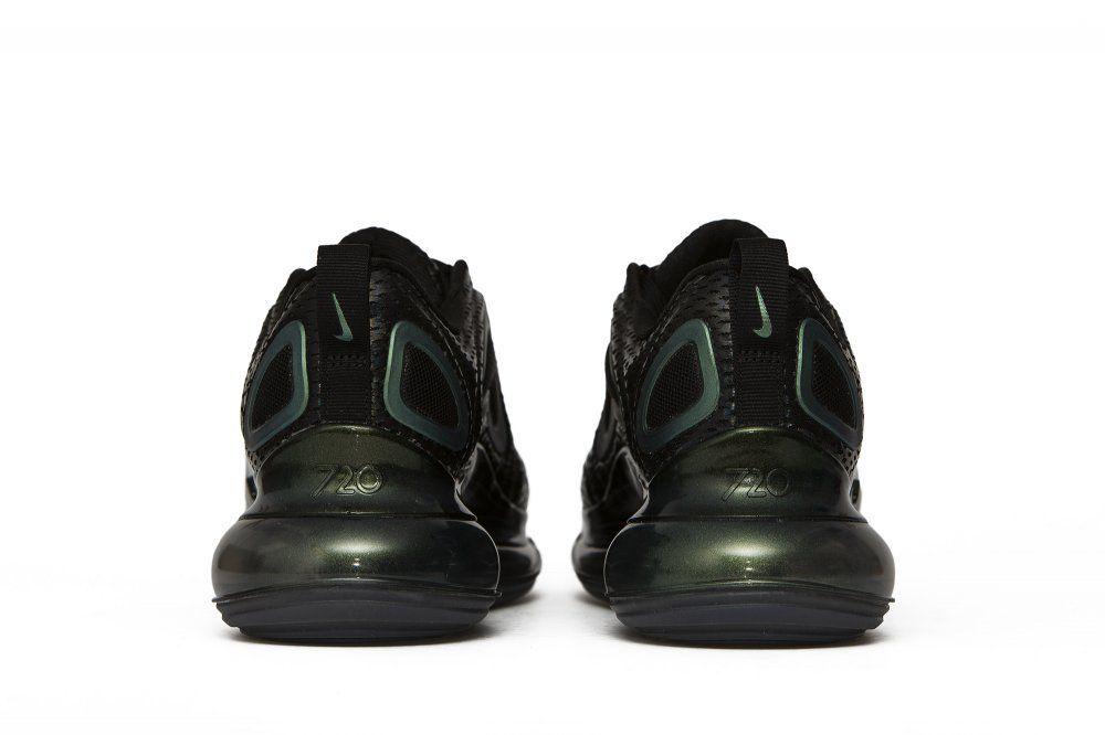 90c736d1 Кроссовки Nike Wmns Air Max 720 Black (AR9293-002) - купить оригинал ...