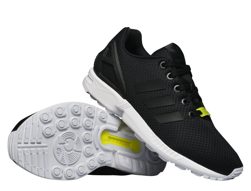finest selection 70ed1 ce441 Кроссовки adidas ZX Flux Kids Color Black (M21294)