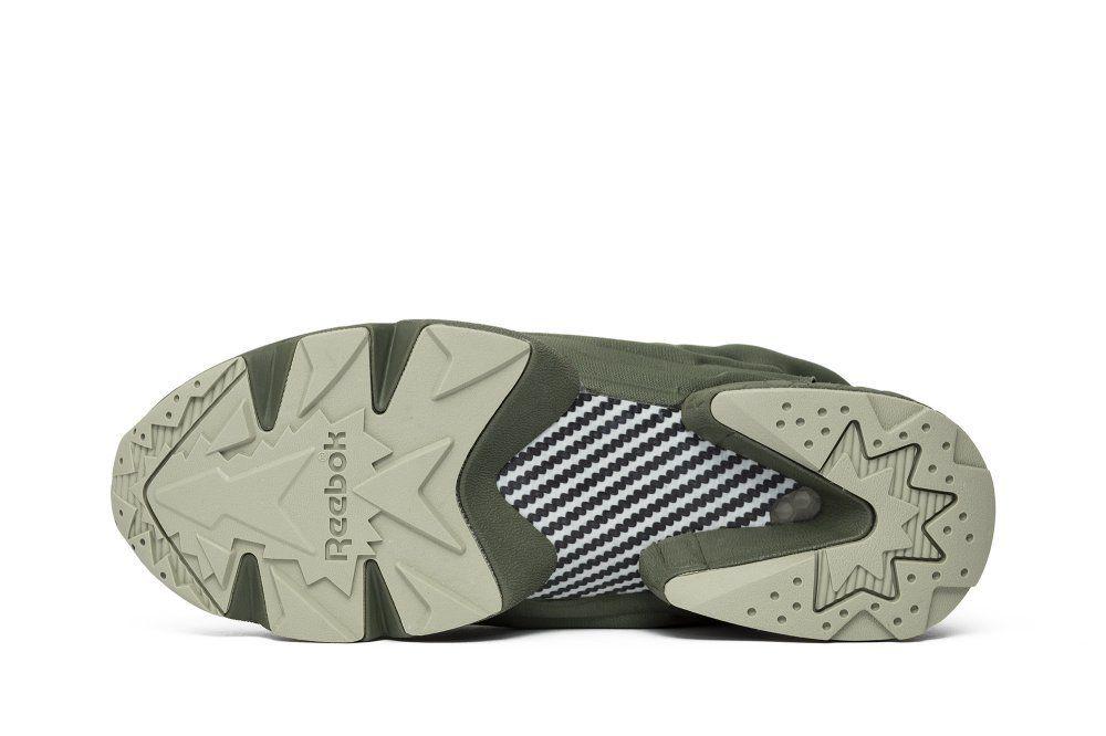 Кроссовки Reebok InstaPump Fury MTP Hunter Green (BD1501) - купить ... 24acb47cf61ac