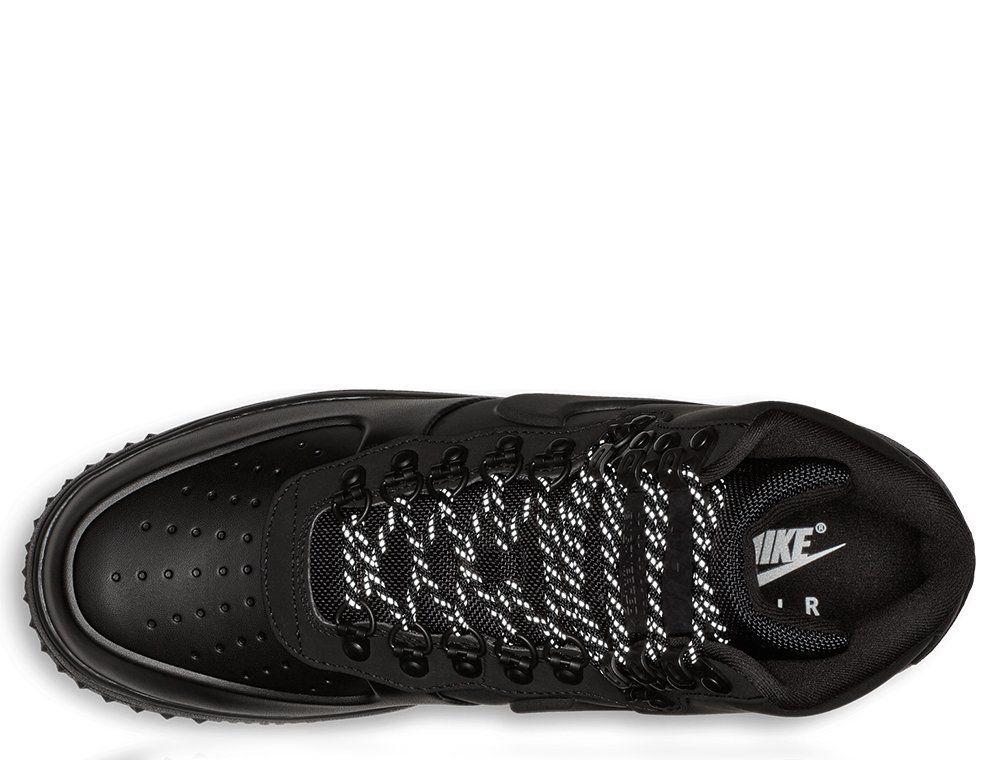 24ff42de Зимние кроссовки Nike Lunar Force 1 Duckboot Black (BQ7930-003 ...