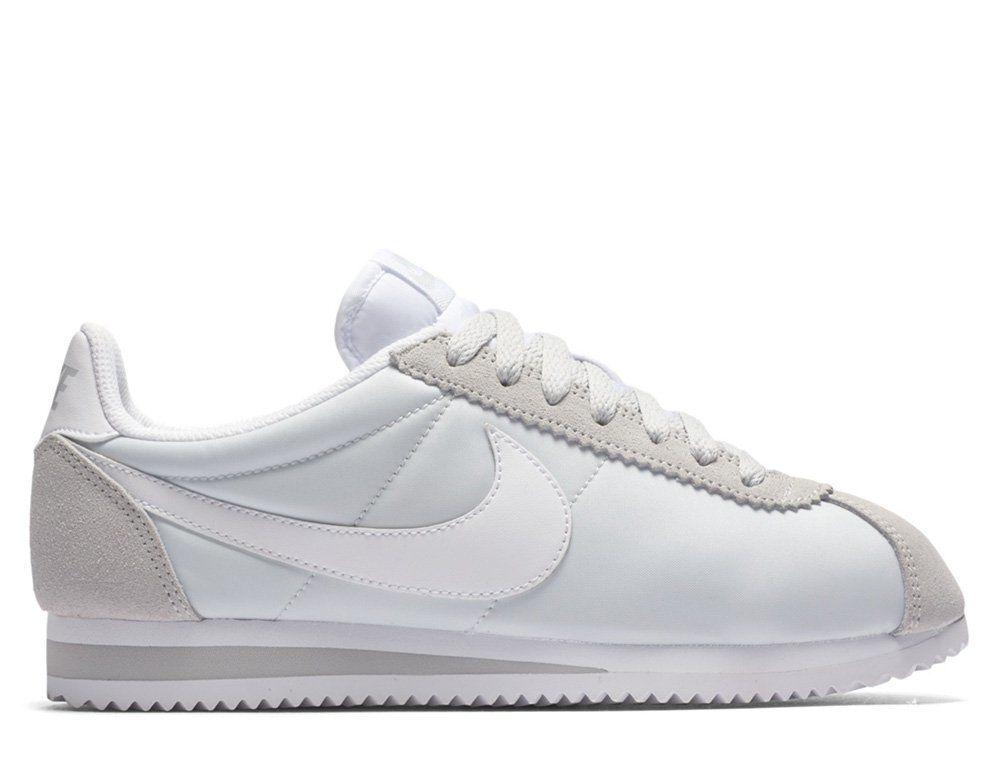 sprzedawca hurtowy 50% ceny autoryzowana strona Кросівки Nike Wmns Classic Cortez Nylon Pure Platinum White Beige  (749864-010)