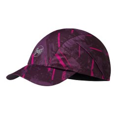 Кепка Buff Pro Run Cap Stray Pink S m U Purple (125313.538.20.00) - оригінал в Україні
