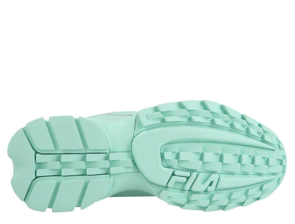 8ebd0ddd Кроссовки Fila Disruptor Low WMn Mint (1010302-50T) - купить ...