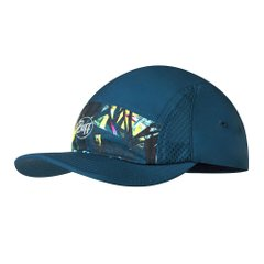 Кепка Buff 5 Panels Cap Ipe Navy L xl U Navy (125315.787.30.00) - оригінал в Україні