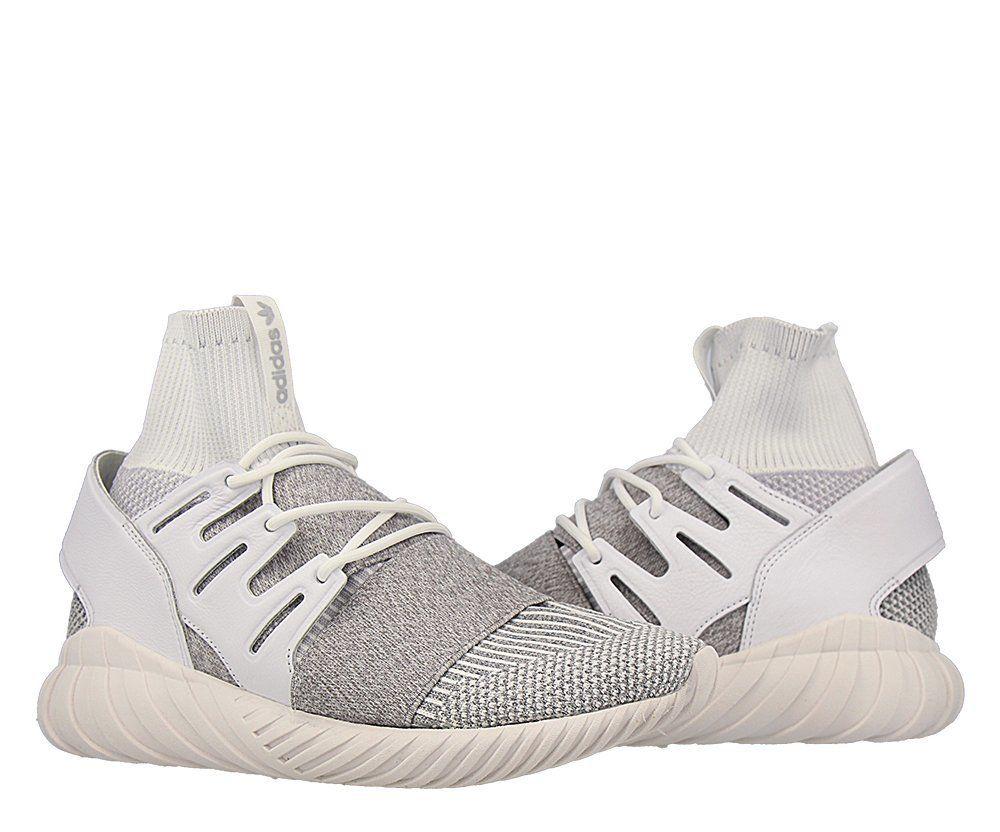 huge discount 3fd4e 3a8f7 Кроссовки adidas Tubular Doom Primeknit Clear Grey (BY3553)