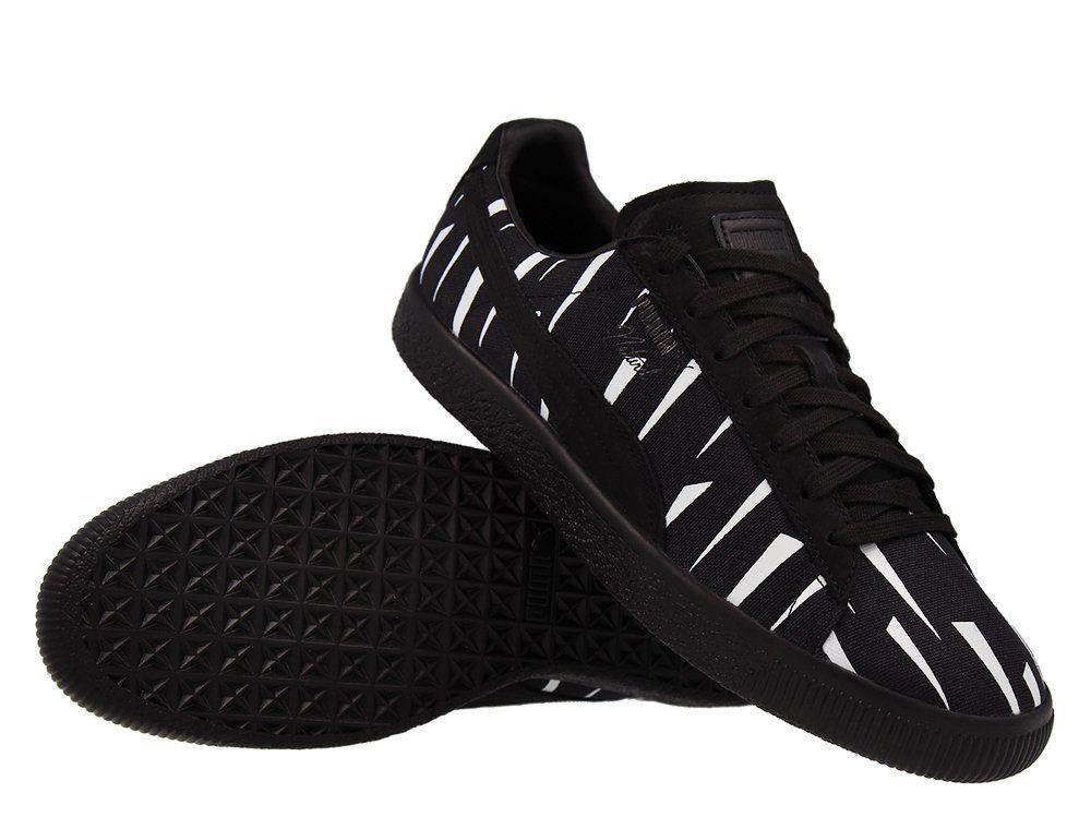 sports shoes 48865 ef732 Кроссовки Puma x Naturel Clyde Black Rain (36444601)