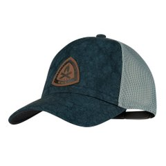 Кепка Buff Trucker Cap Lowney Blue L xl U Navy Grey (125364.707.30.00) - оригінал в Україні