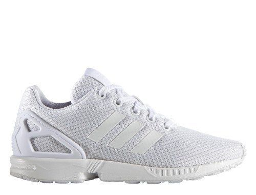 new arrival 6bcb4 a597e Кроссовки adidas ZX Flux Kids White (S81421)
