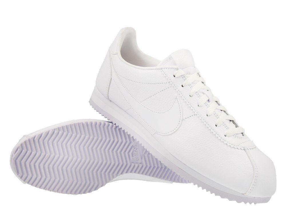 kupować oszczędzać 100% najwyższej jakości Кросівки Nike Classic Cortez Leather White (749571-111)