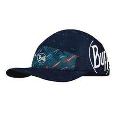 Кепка Buff 5 Panels Cap Xcross Multi U L xl Multicolour (125575.555.30.00) - оригінал в Україні
