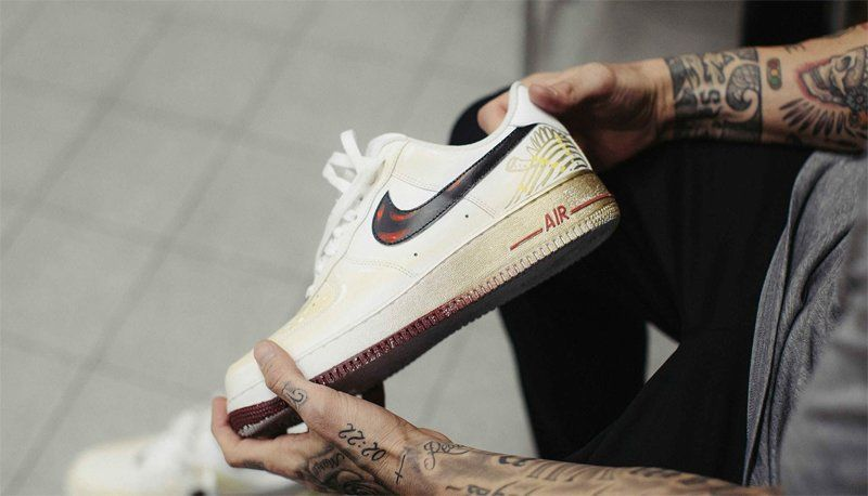 e45bea8c 30 фактов о кроссовках Nike Air Force 1 - блог Styles.ua