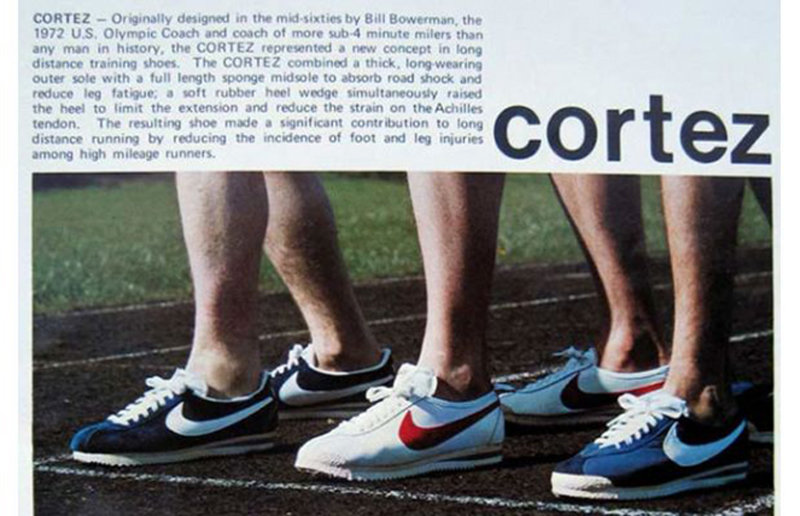 """dd7dec74 1972 год оказался весьма успешным и даже новаторским для бренда Nike,  потому что именно тогда американские олимпийцы впервые """"показали"""" кроссовки  Nike ..."""
