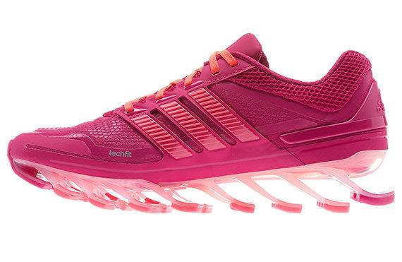 e9ebf97b Кроссовки adidas Springblade [Blast Pink Red Zest]. • Blog • Styles