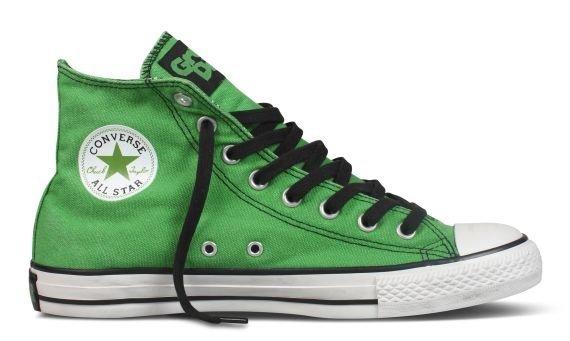 6251ff63a274 Коллекция Green Day x Converse Chuck Taylor All-Star. • Blog • Styles