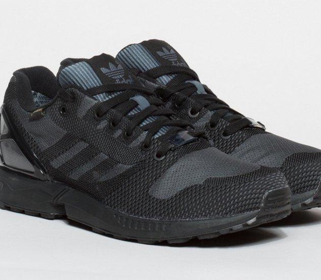 Adidas ZX Flux Weave OG Gore Tex (Black)