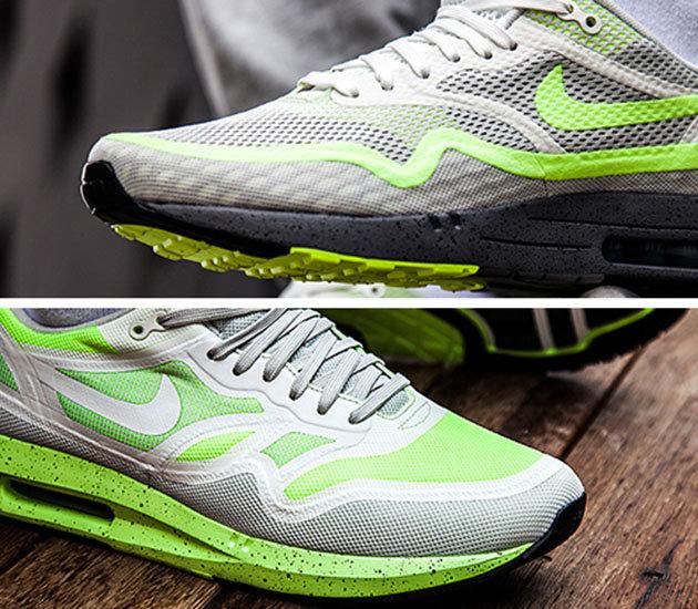 best service 2c205 e4812 Что же касается релиза, то набор Nike Air Max Lunar1 Breathe  Volt  уже  поступил в продажу.