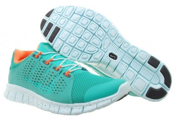 reputable site 3903b a125d Кроссовки Nike Free Powerlines II  Atomic Teal .