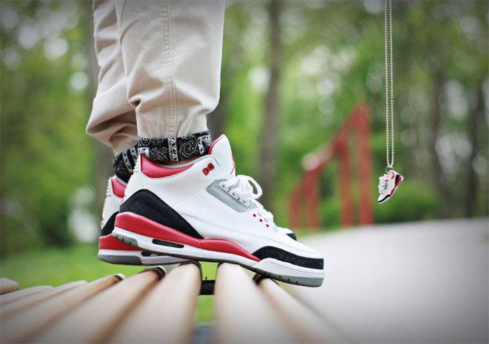 1be9bc68daac5f Говорят, кроссовки AJ3 спасли Nike. Сегодня это покажется странным, но было  время, когда Майкл Джордан был близок к завершению сотрудничества с  американским ...