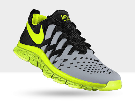 timeless design bee42 00d0d Новые расцветки Nike ID для Nike Free Trainer 5.0. • Blog ...