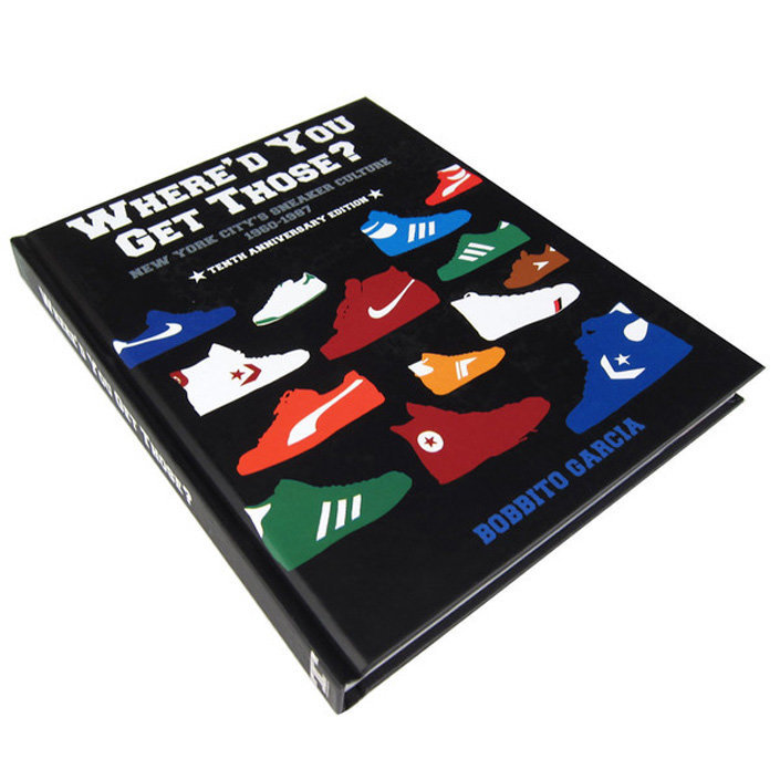 Книга Where'd you get those? New York City's Sneaker Culture (1960-1987)