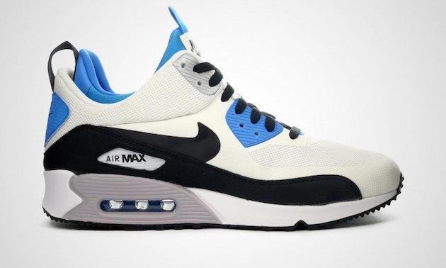 online store 50b1a e032d ... Nike Air Max 90 Mid  Laser Blue  выдержат -10 и больше, но возможно  кто-то решит, что ему этого достаточно. Дата релиза назначена на октябрь, но  к ...