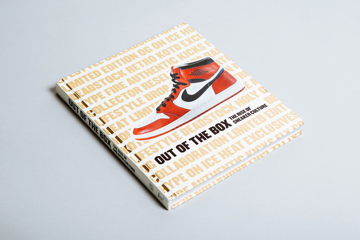 Книга Out of the Box: The Rise of Sneaker Culture