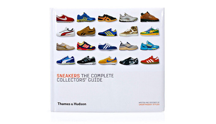 Книга Sneakers: The Complete Collector's Guide