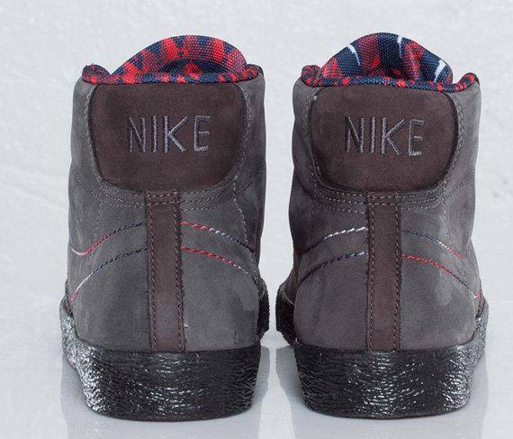 Новинки от Nike. Кроссовки Nike Blazer Black History Month (26.03 ... 16e343561