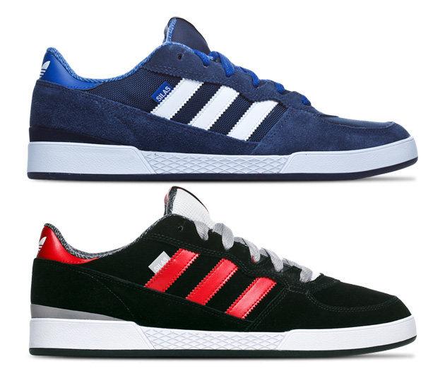 b2100db9 Первыми в нашей серии будут кроссовки из серии adidas Skateboarding, а  именно модель Silas. Как видно на первом фото, для теста были выбраны 2  модели: ...