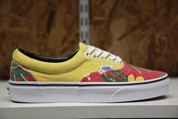 Серия кед Van Doren от Vans Era  Hawaiian . • Blog • Styles 1cb5bef17e242