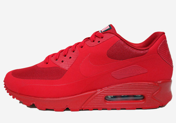c85f0a79 Кроссовки Nike Air Max 90 Hyperfuse QS [USA Red]. • Blog • Styles
