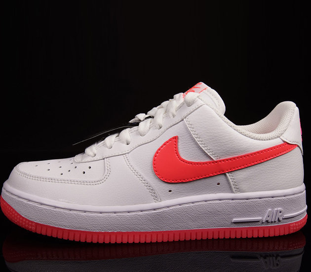 nike air force 1 cherrywood red damskie