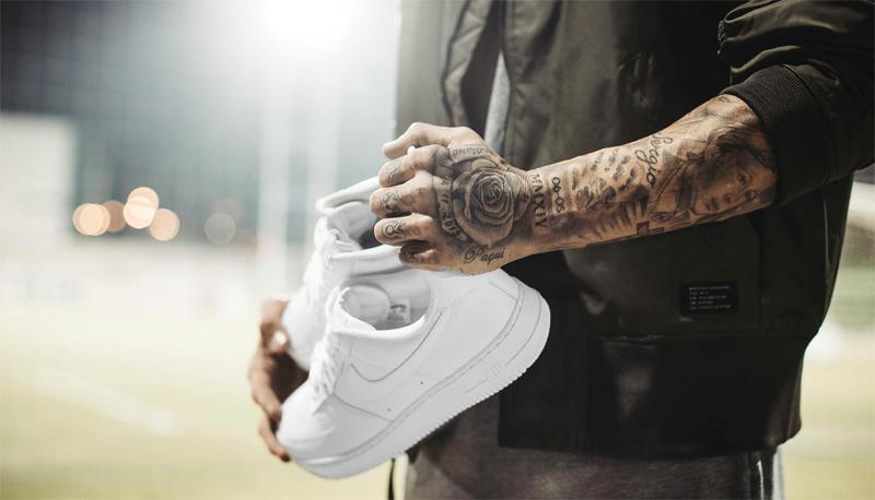 30 фактов о кроссовках Nike Air Force 1 - блог Styles.ua e20ce883734a8