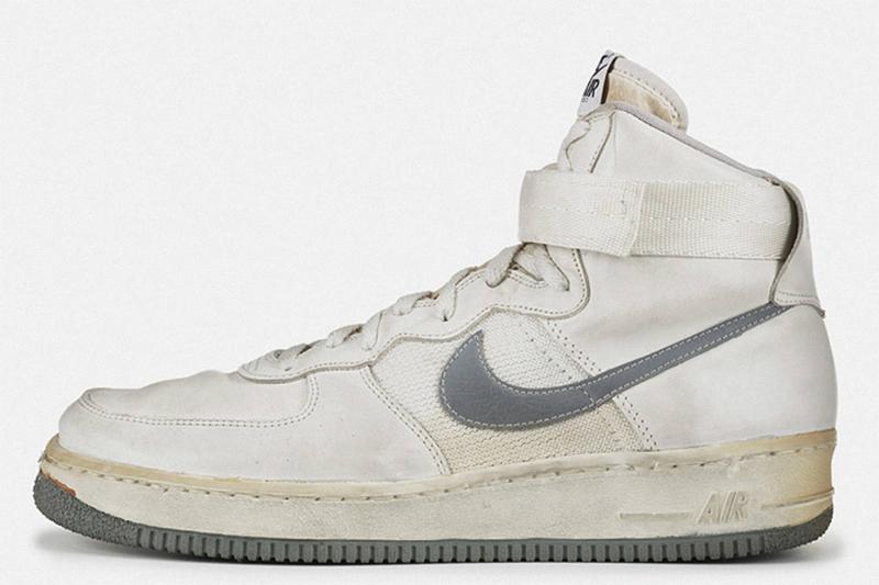 912ca0bb Забытая история белых Nike Air Force 1 - блог Styles.ua
