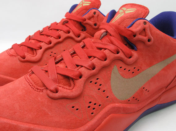 Дата релиза Nike Kobe 8 EXT [Year of the Snake] Red