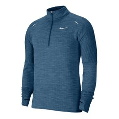 Толстовка для бігу Nike Sphere Element Top Half Zip 3.0 Blue (CU6087-393) - оригінал в Україні