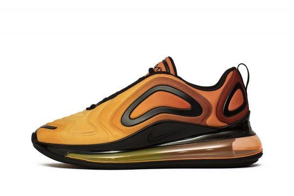 67917264 Кроссовки Nike Air Max 720 Orange (AO2924-800) - купить оригинал в ...