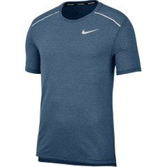 Футболка для бега Nike Rise 365 Short Sleeve Top Blue (AQ9919-418) - оригинал в Украине
