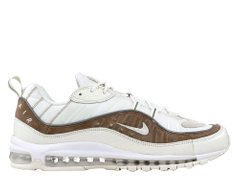 Кроссовки Nike Air Max 98 SE White Brown (AO9380-100), 47, Nike Air Max