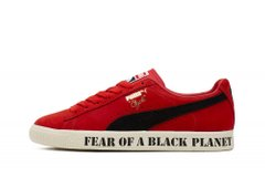 Кроссовки Puma x Public Enemy Clyde Red (37453901) - оригинал в Украине