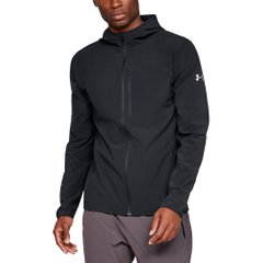 UNDER ARMOUR OUTRUN THE STORM JACKET V2 Black, Одежда для бега, XL