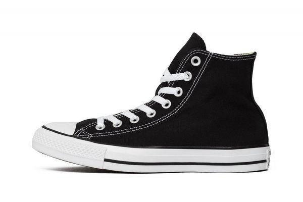 cb9d1fd4 Кеды Converse Chuck Taylor All Star Black (M9160) - купить оригинал ...