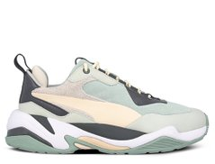 Кроссовки Puma Thunder Colour Block Wns Green Black (37096001), 40